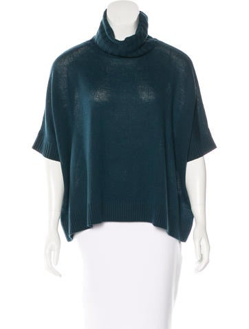 Diane von Furstenberg Jasswinder Turtleneck Sweater w/ Tags None