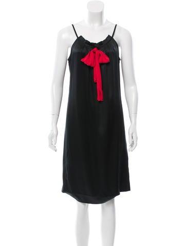 Diane von Furstenberg Elicia Silk Dress None