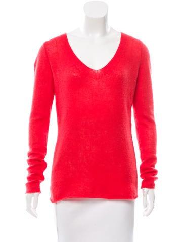Diane von Furstenberg Yael Cashmere Sweater None