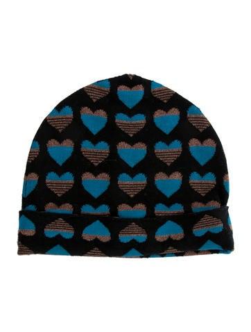 Wool Heart Beanie