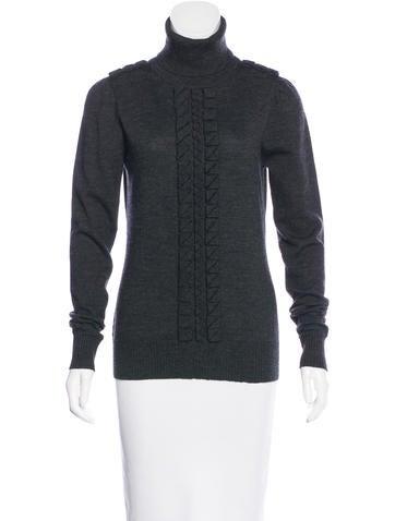 Diane von Furstenberg Sanya Wool Sweater None