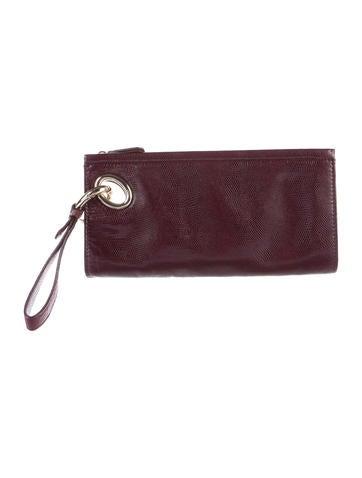 Diane von Furstenberg Sutra Bracelet Clutch