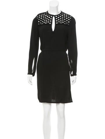 Diane von Furstenberg Bernadette Woven Dress