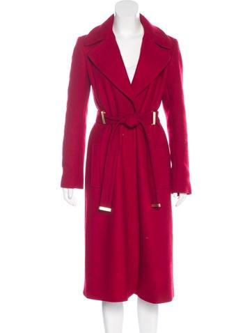 Mikhaila Wool Coat