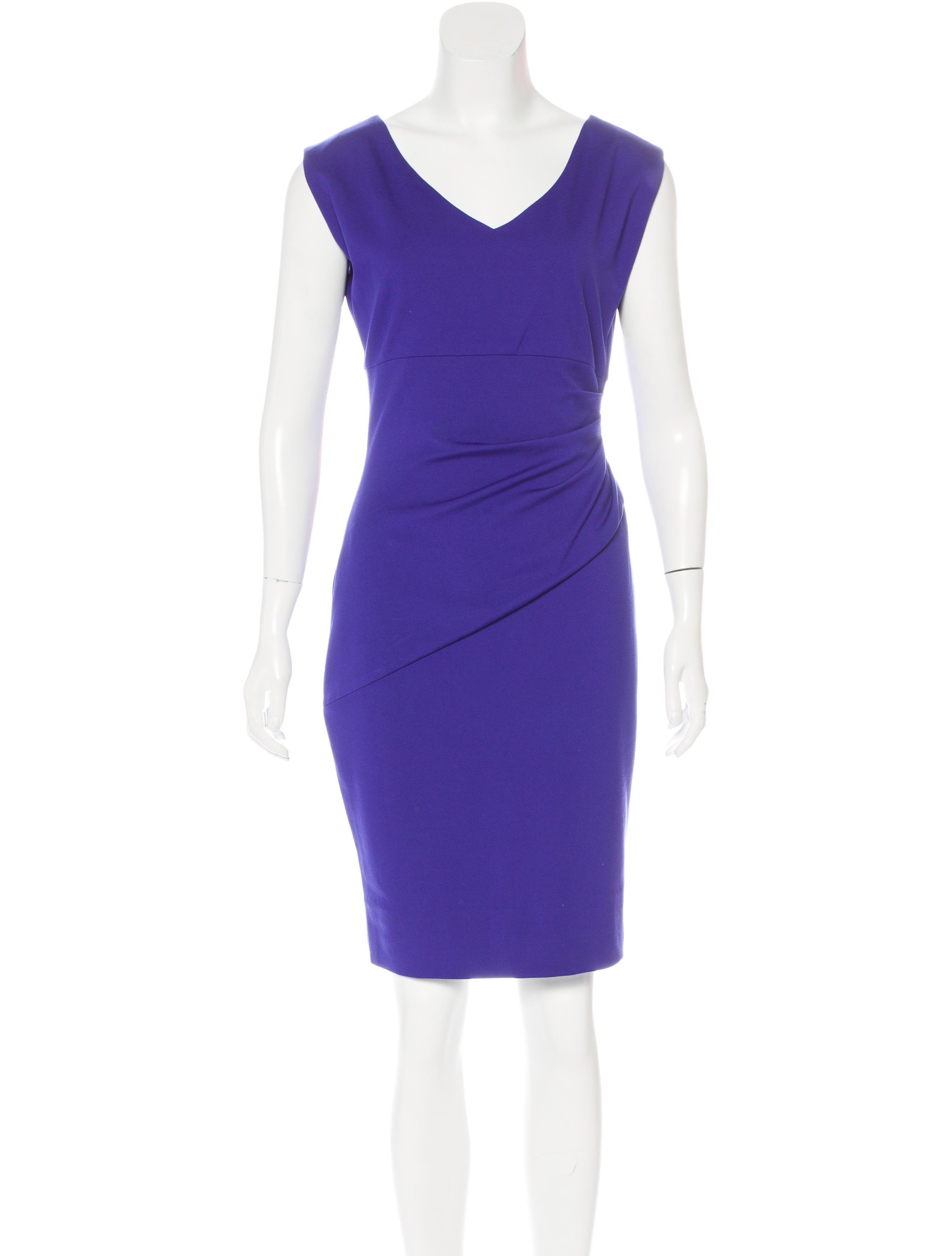 7c6896feba081 Diane von Furstenberg Bevin Sheath Dress - Clothing - WDI89662
