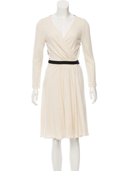 9800fc848192 Diane von Furstenberg Wool DVF Seduction Wrap Dress w/ Tags ...