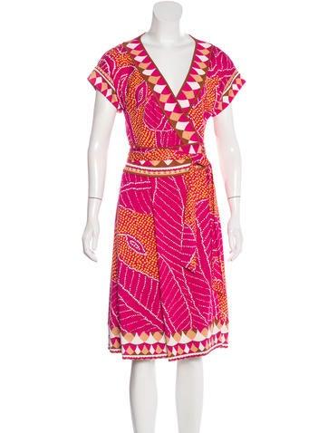 Nalia Wrap Dress