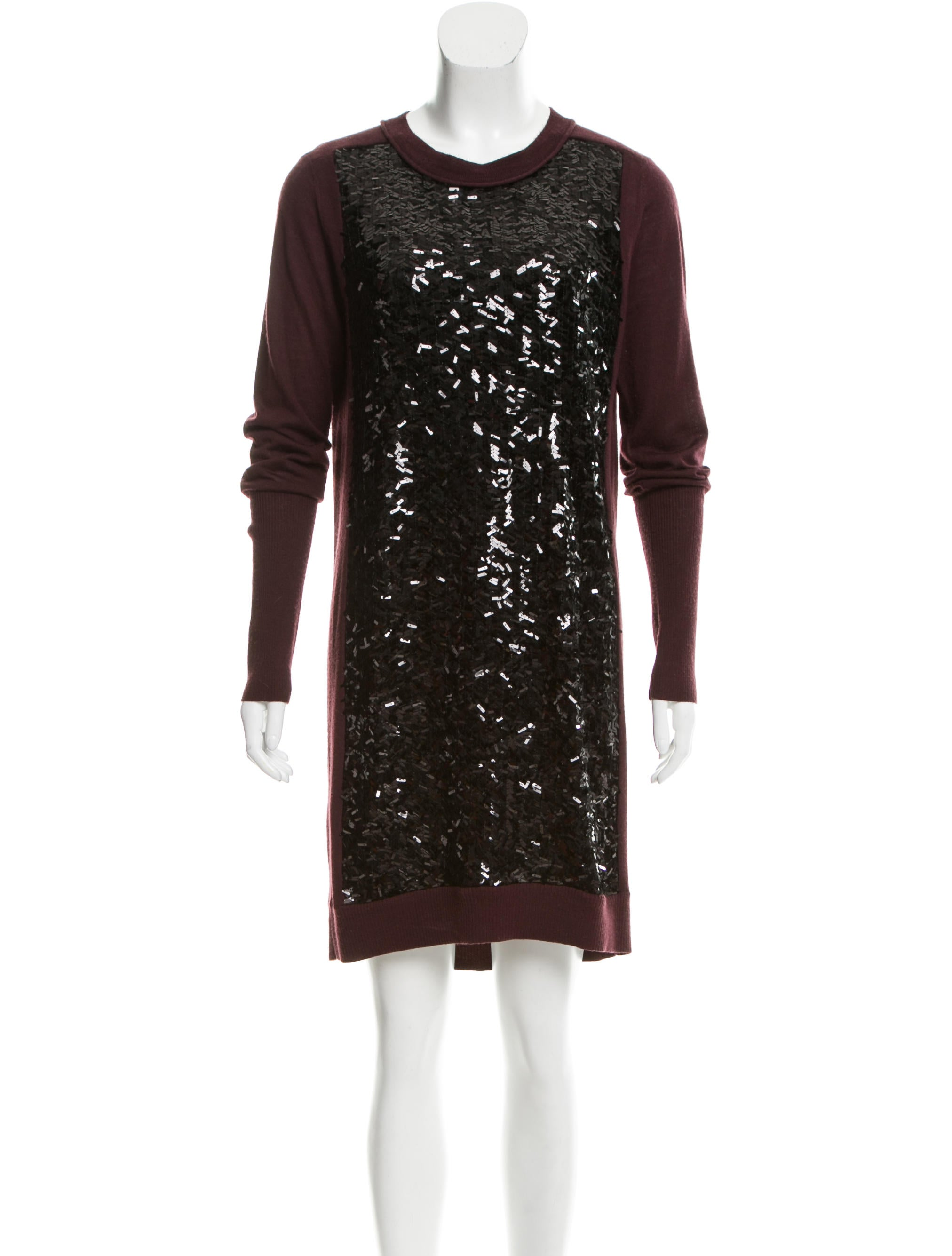 Diane von Furstenberg Danette Wool Dress For Sale Discount Sale Free Shipping Wholesale Price Get Online Free Shipping For Cheap wiqhjMjmg