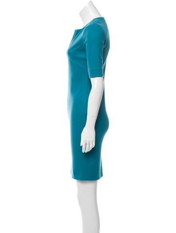 Aurora Wool Dress