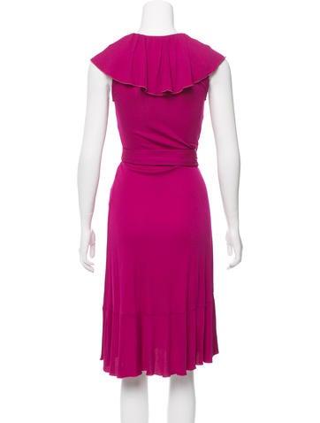 Malloricita  Wrap Dress