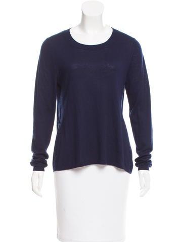 Diane von Furstenberg Silk Shaune Sweater None