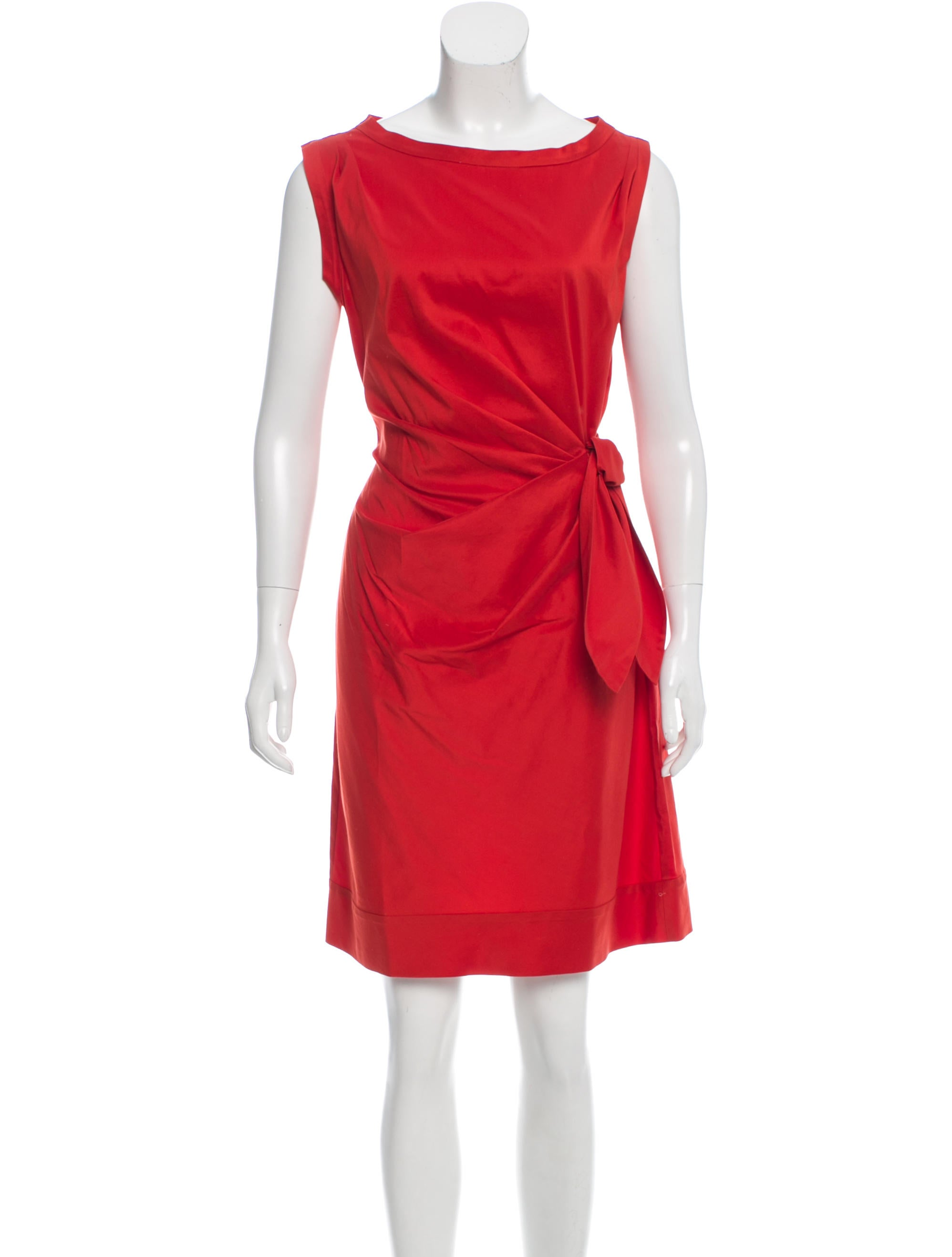 Diane Von Furstenberg Sleeveless Della Dress Clothing