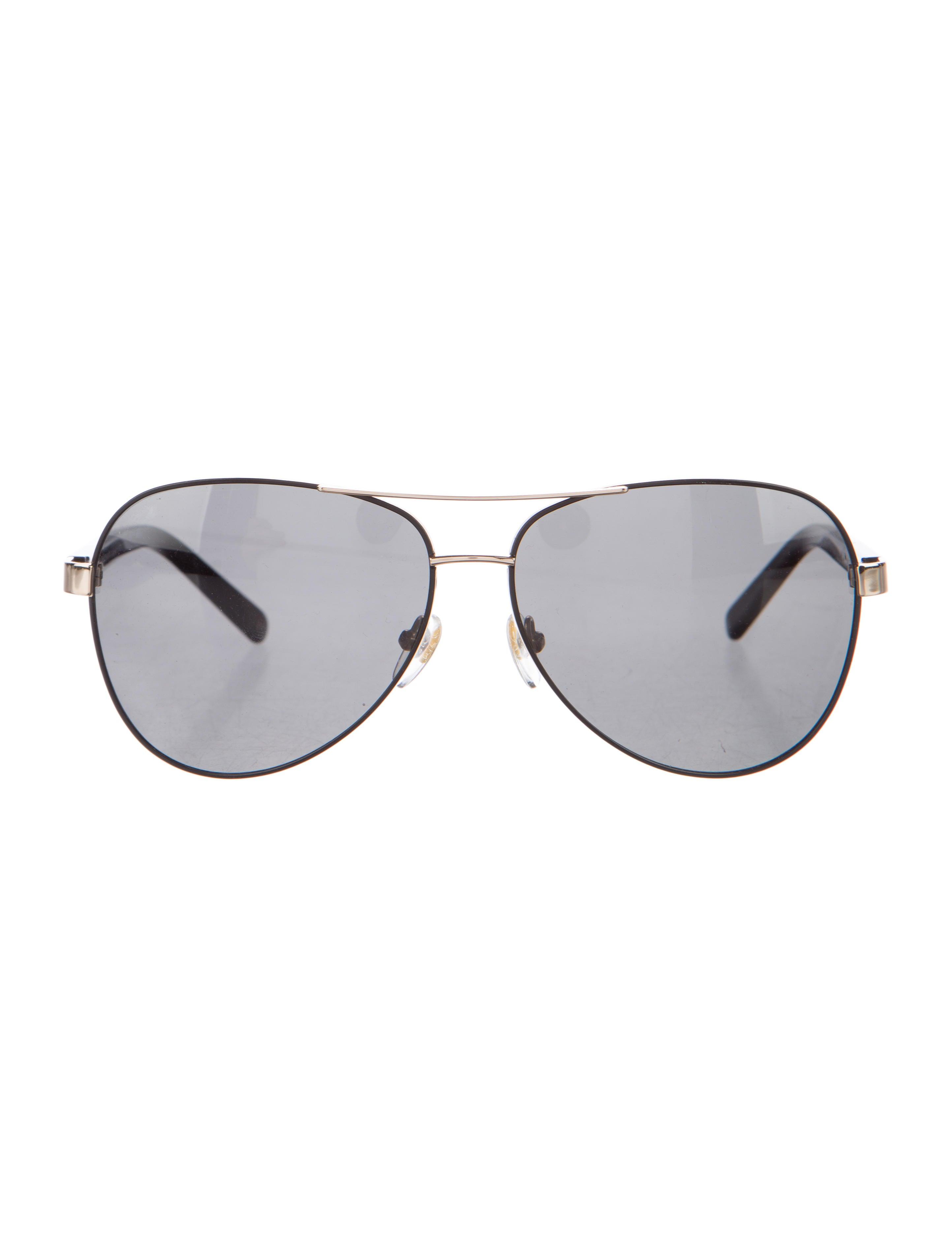 f6caa66803 Diane von Furstenberg Brandy Aviator Sunglasses - Accessories ...
