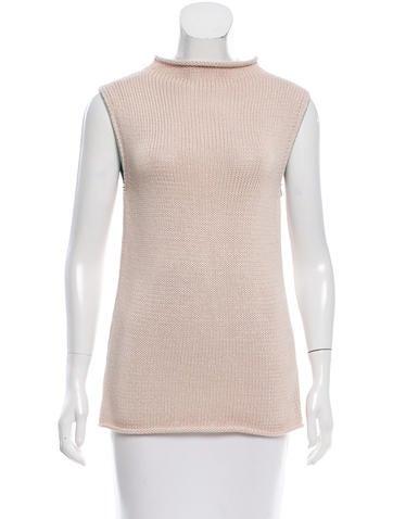 Diane von Furstenberg Hania Knit Top None