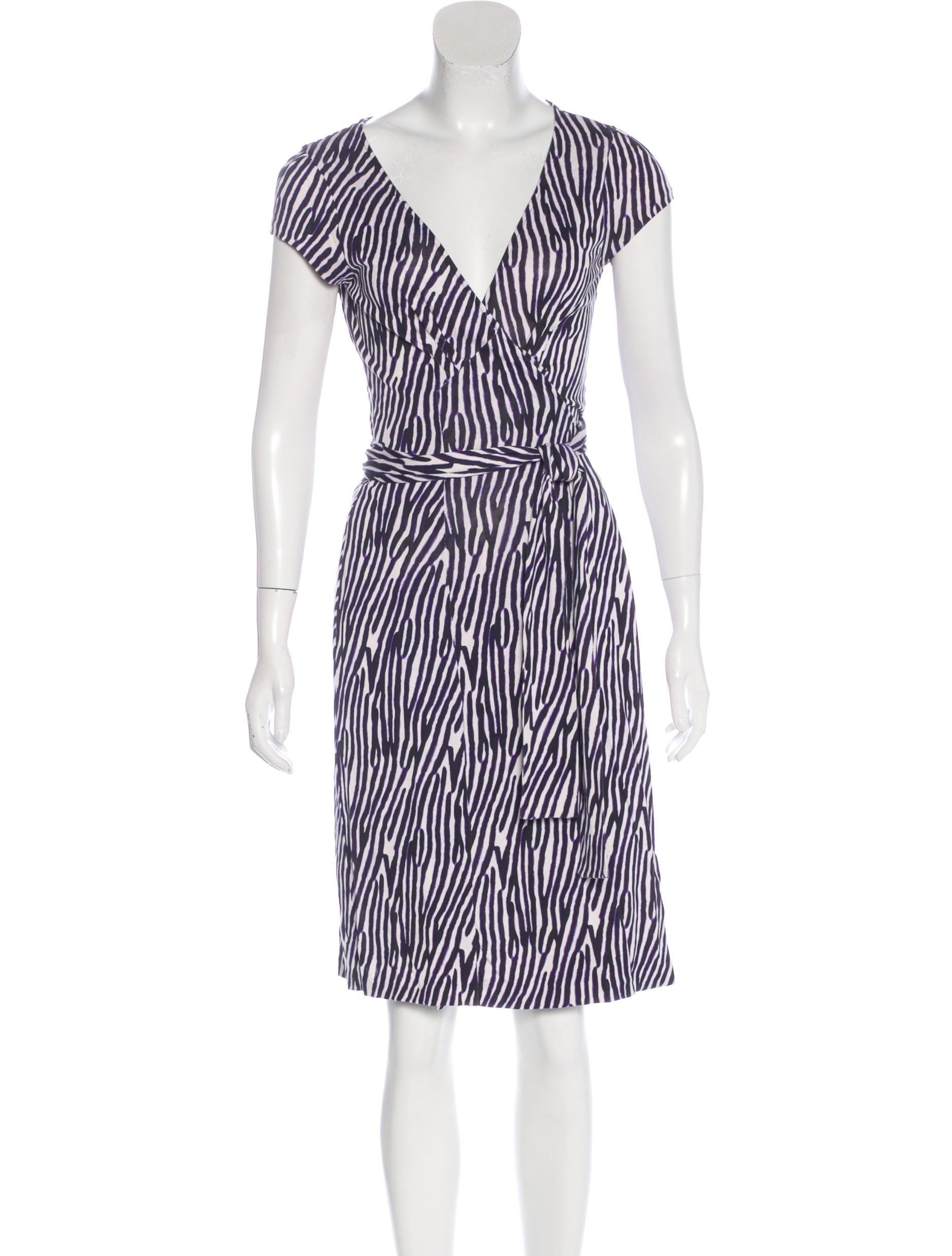 Diane von furstenberg kye silk dress clothing wdi98569 for Diane von furstenberg shirt