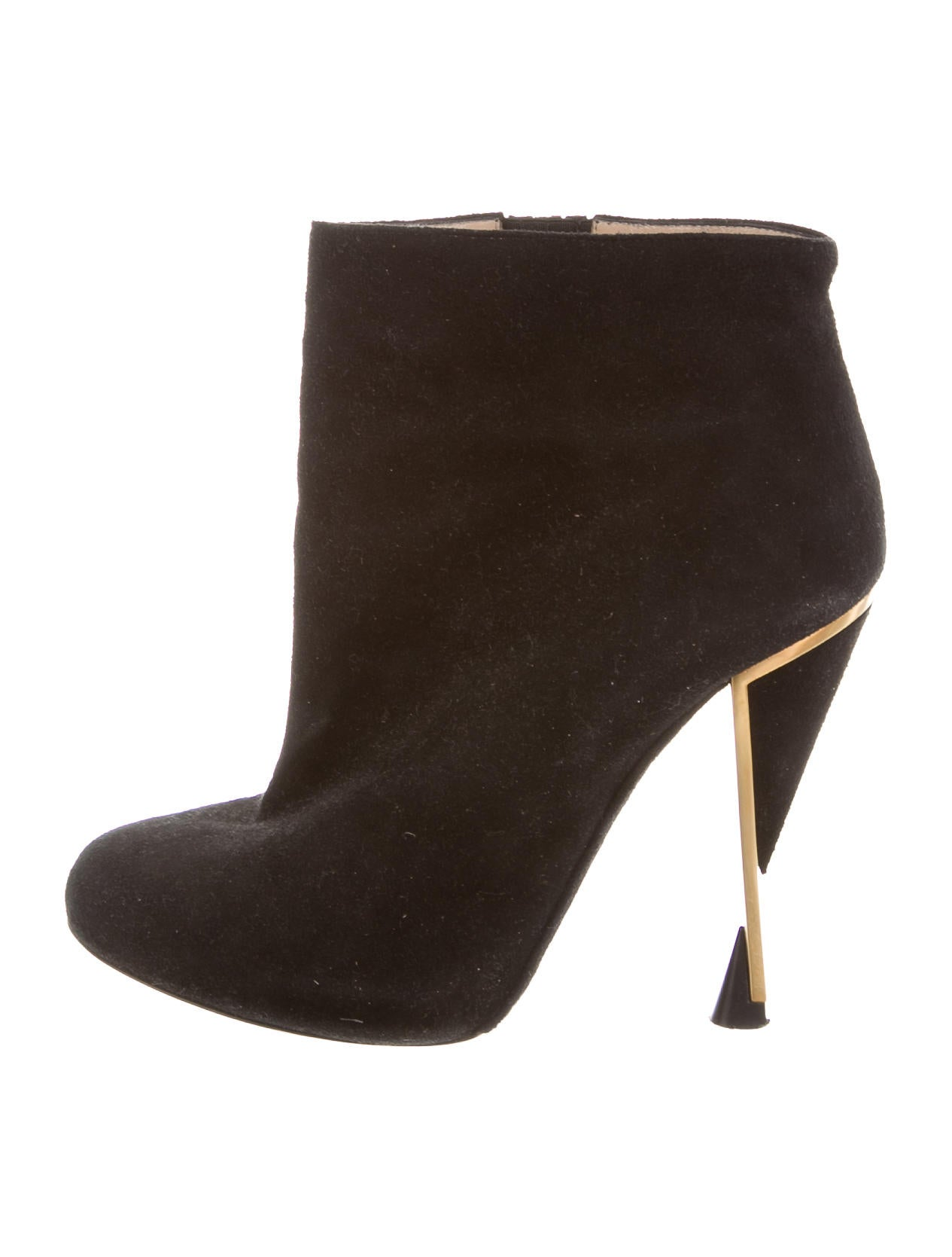 diane furstenberg suede ankle boots shoes wdi98585