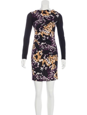 Diane von Furstenberg Kirby Silk Dress None
