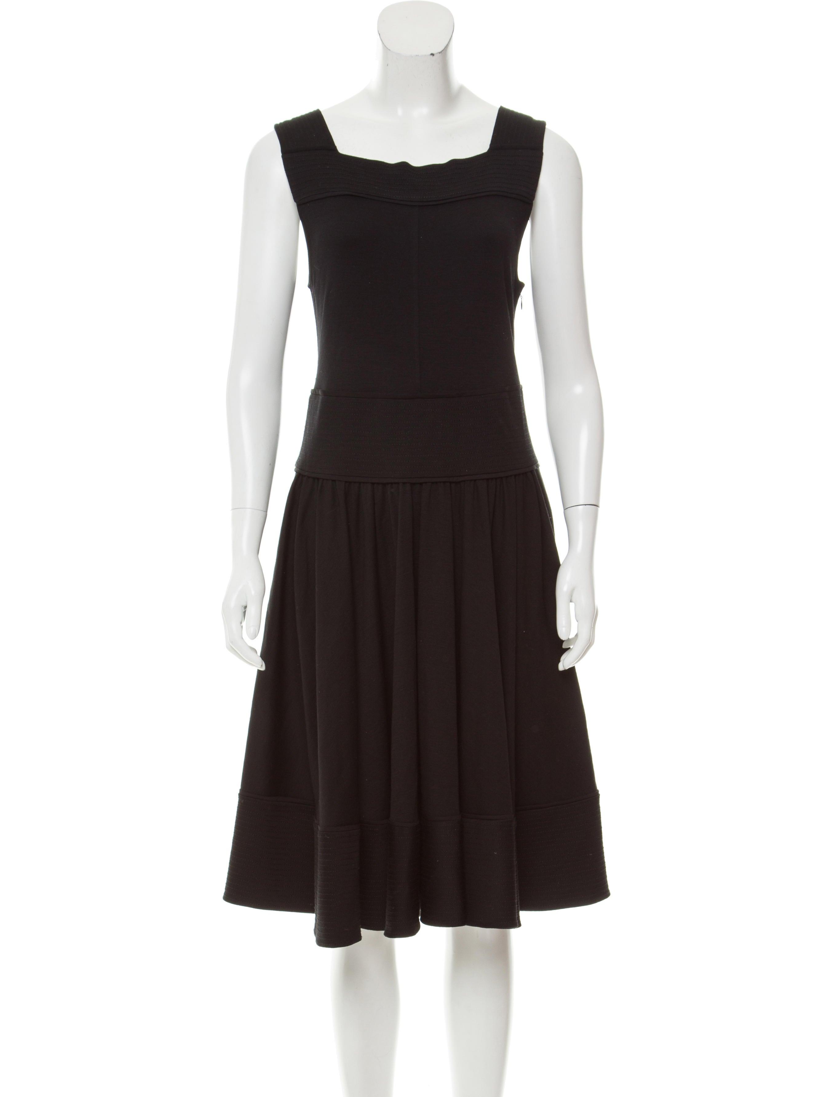 Diane von furstenberg paige wool dress clothing for Diane von furstenberg clothing