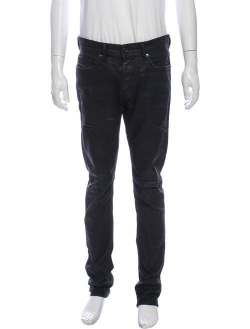 Diesel Skinny Jeans Black