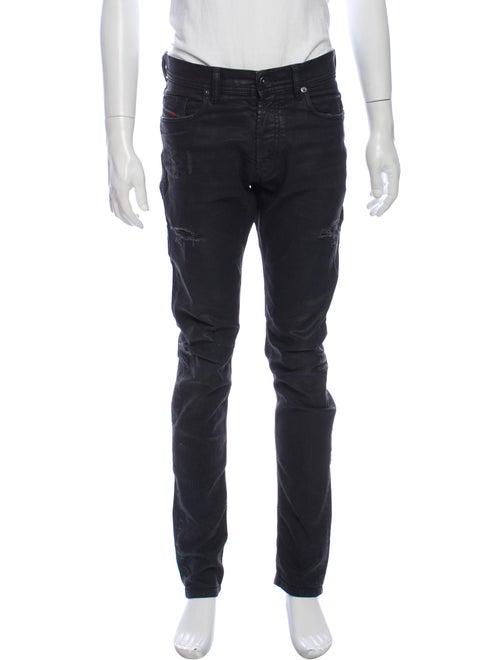 Diesel Skinny Jeans Grey