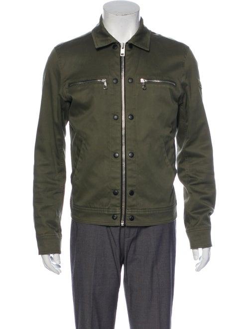 Diesel Jacket Green
