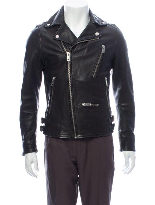 Diesel Moto Jacket Black