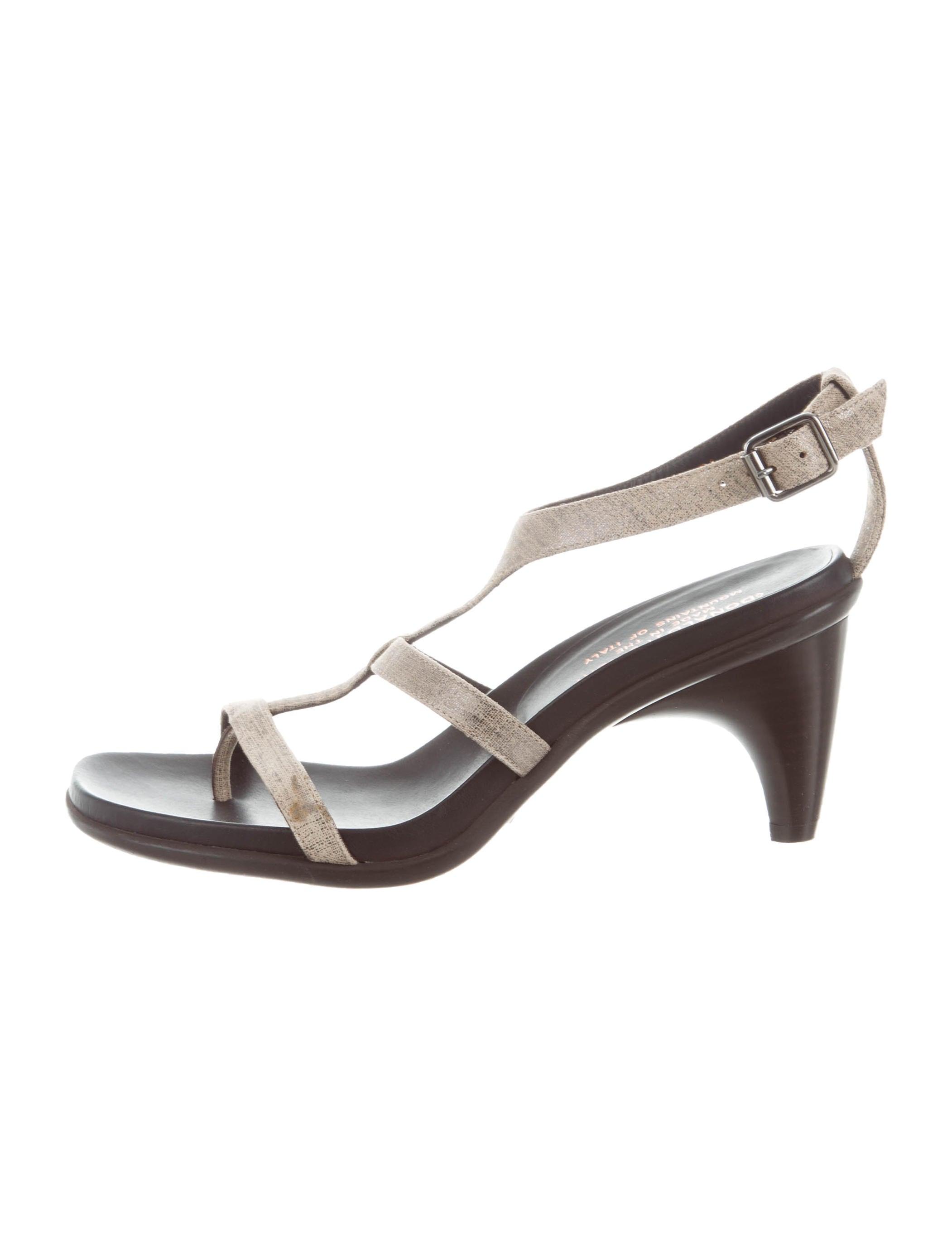 Donald J Pliner Cage Nubuck Sandals w/ Tags cheap wholesale brand new unisex sale online sale get authentic 2015 sale online rMQWu