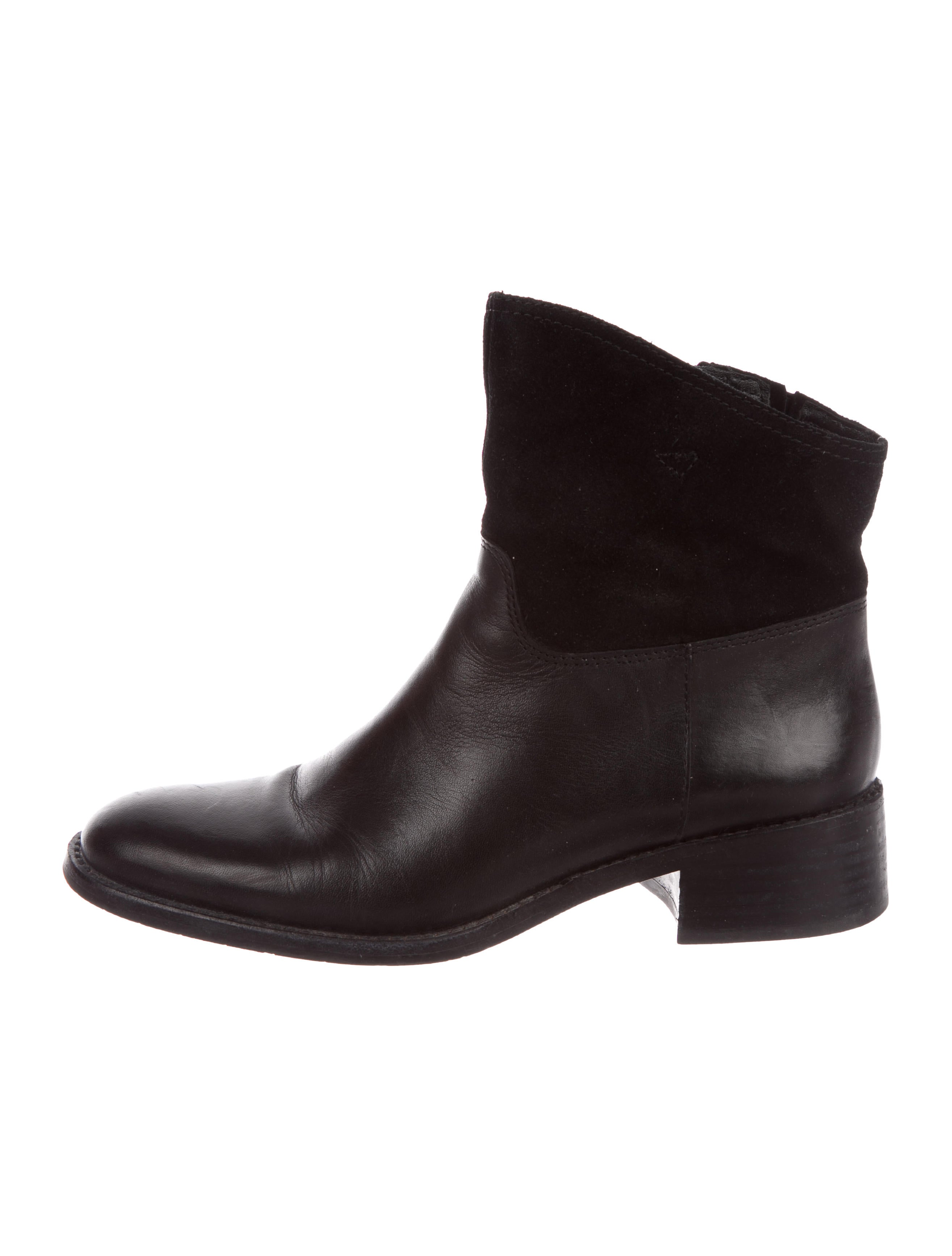 Donald J Pliner Zula Leather Booties largest supplier cheap online mEvwa3pm8s