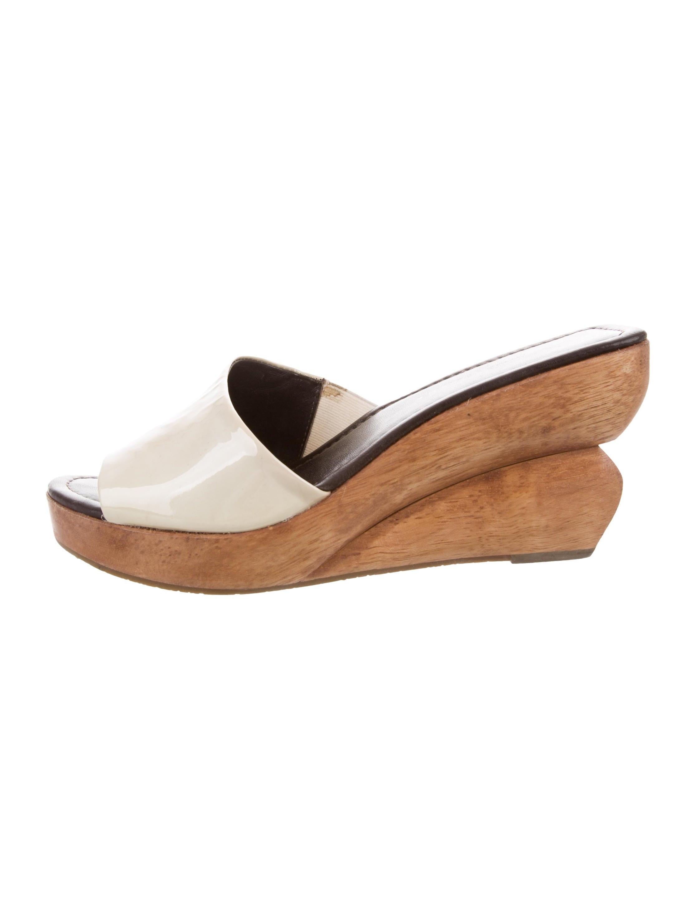 Donald J Pliner Pelle Platform Patent Pelle Pliner Wedges Shoes WDJ21024 60caf6