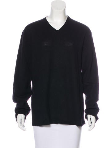 DKNY Wool Blend Sweater None