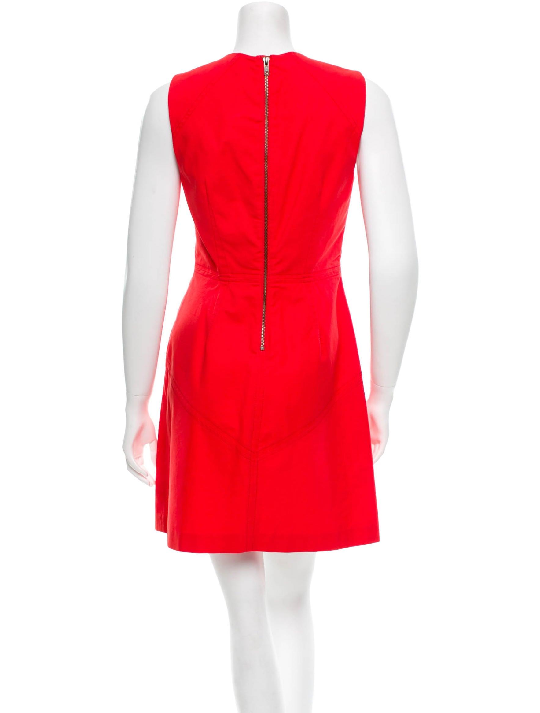 10 Crosby Derek Lam Dress Clothing Wdl21280 The Realreal
