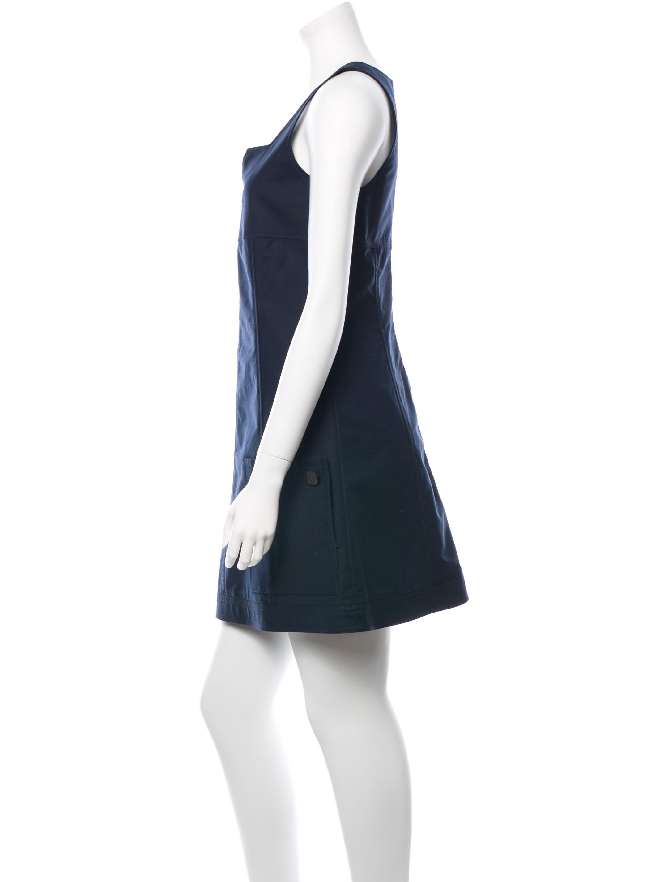 10 crosby derek lam dress clothing wdl21619 the realreal for Derek lam 10 crosby shirt dress