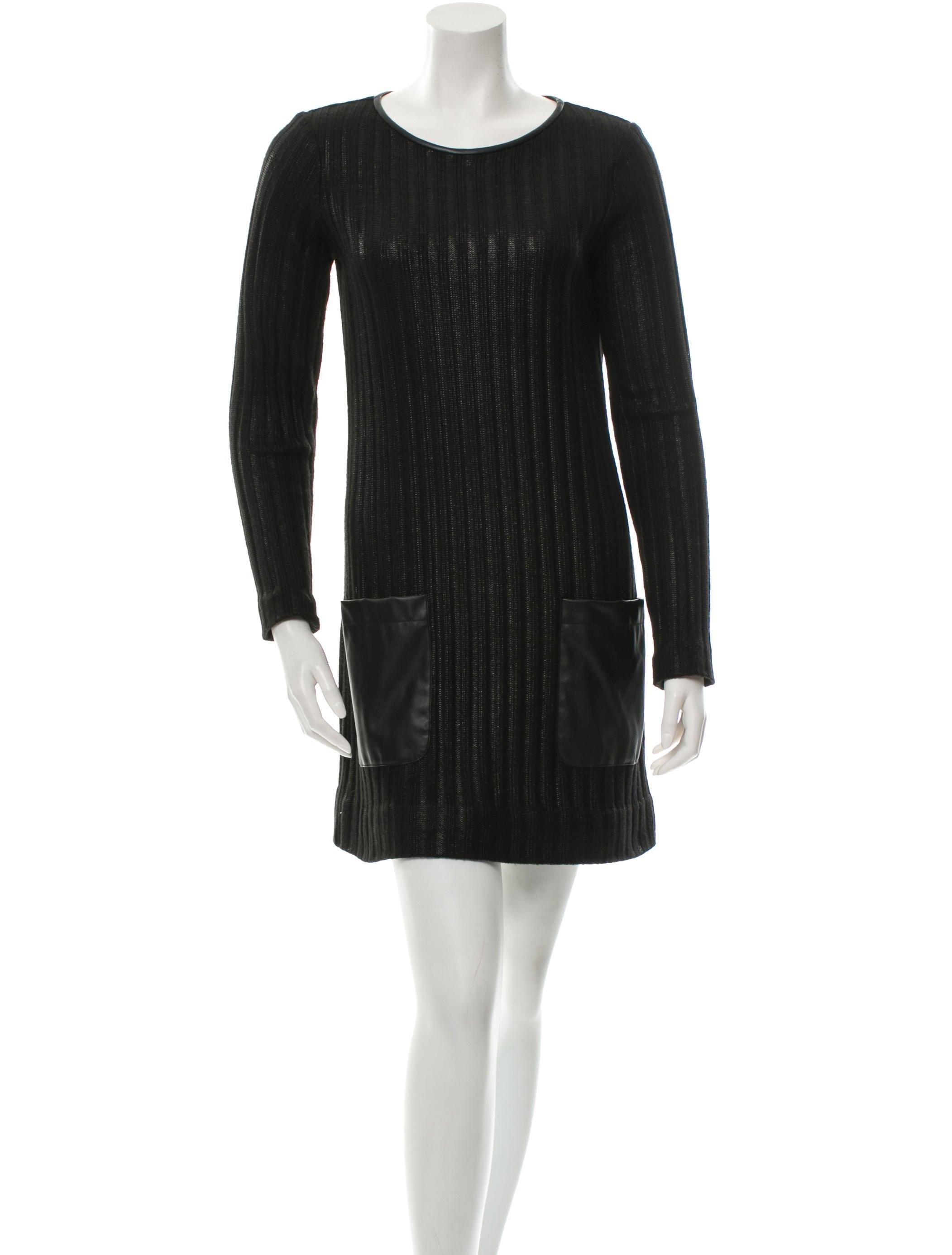 10 Crosby Derek Lam Knit Dress Clothing Wdl21795 The