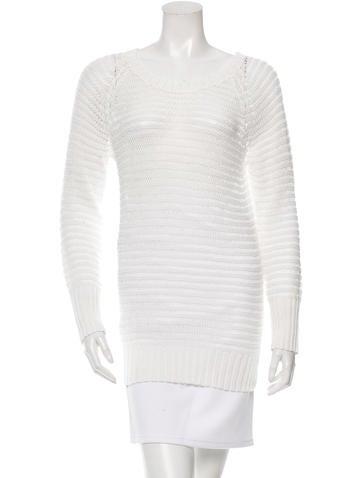 Derek Lam 10 Crosby Open Knit Sweater w/ Tags None