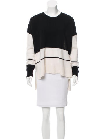 Derek Lam 10 Crosby Oversize Cashmere Sweater w/ Tags None