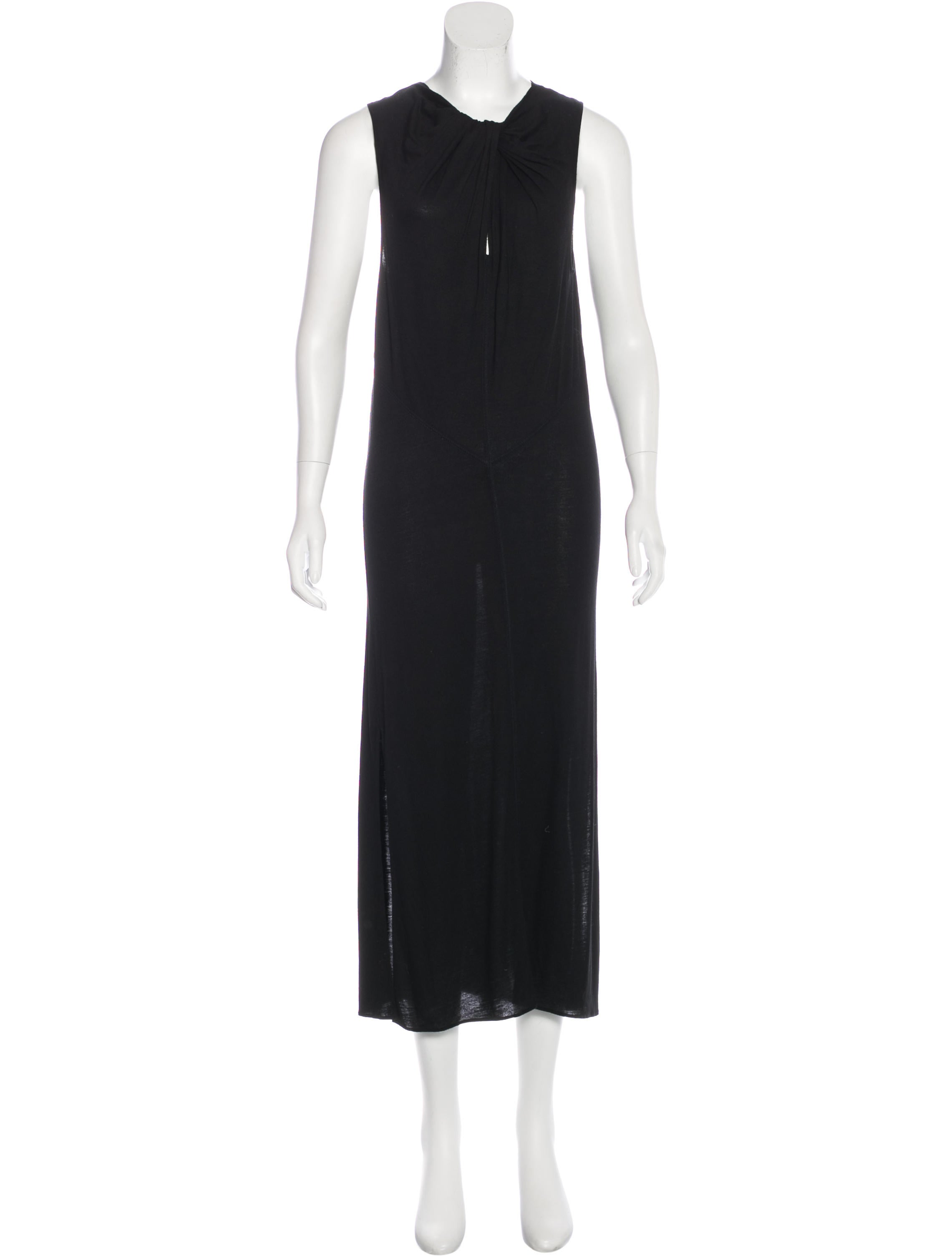 Derek lam 10 crosby sleeveless maxi dress clothing for Derek lam 10 crosby shirt dress