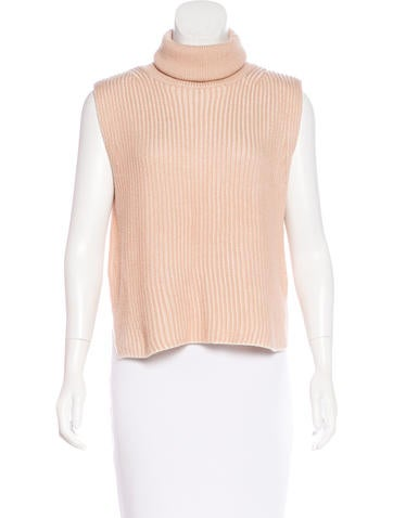 Derek Lam 10 Crosby Wool Knit Sweater None