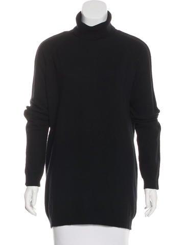 Derek Lam 10 Crosby Cashmere Turtleneck Sweater None