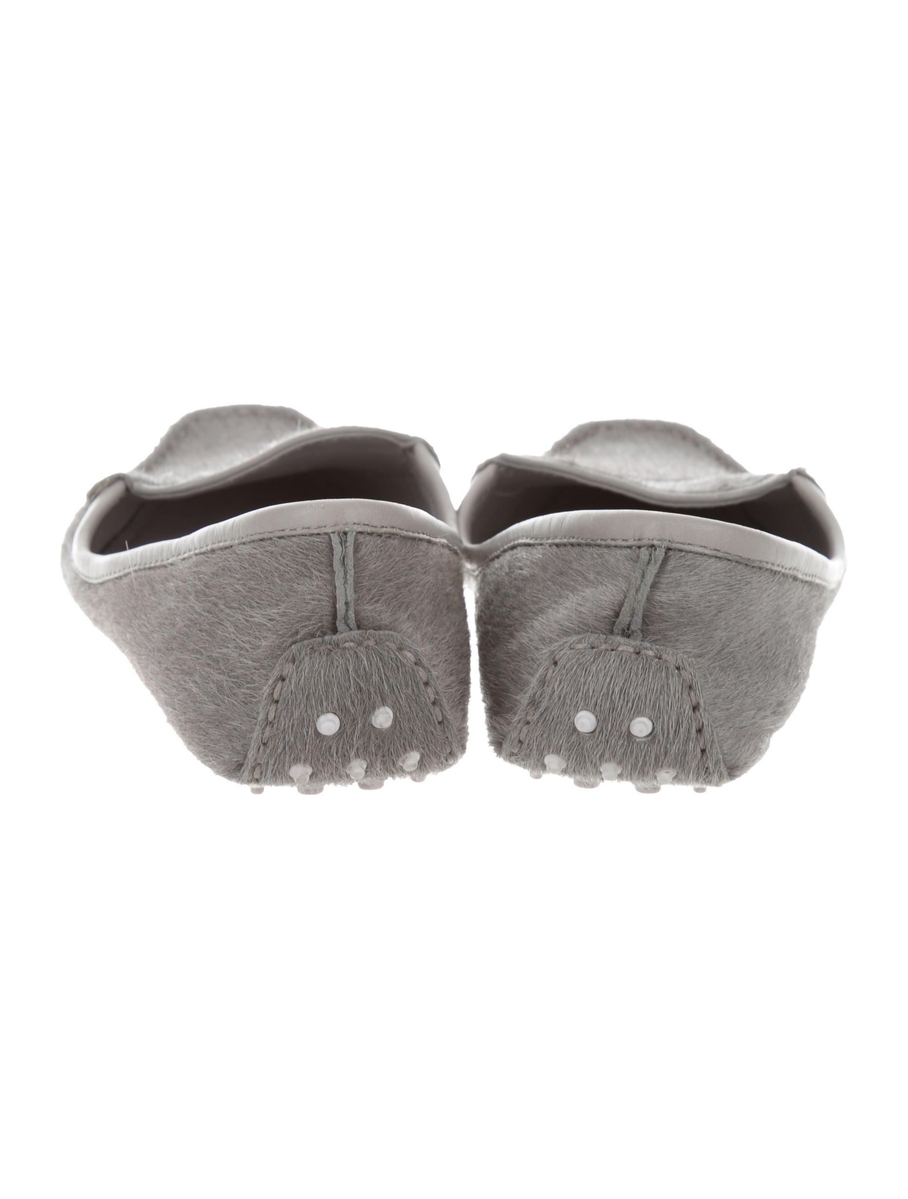 Derek Lam 10 Crosby Ponyhair Square-Toe Loafers tumblr for sale cheap cheap online view online QWt5lQcCbK