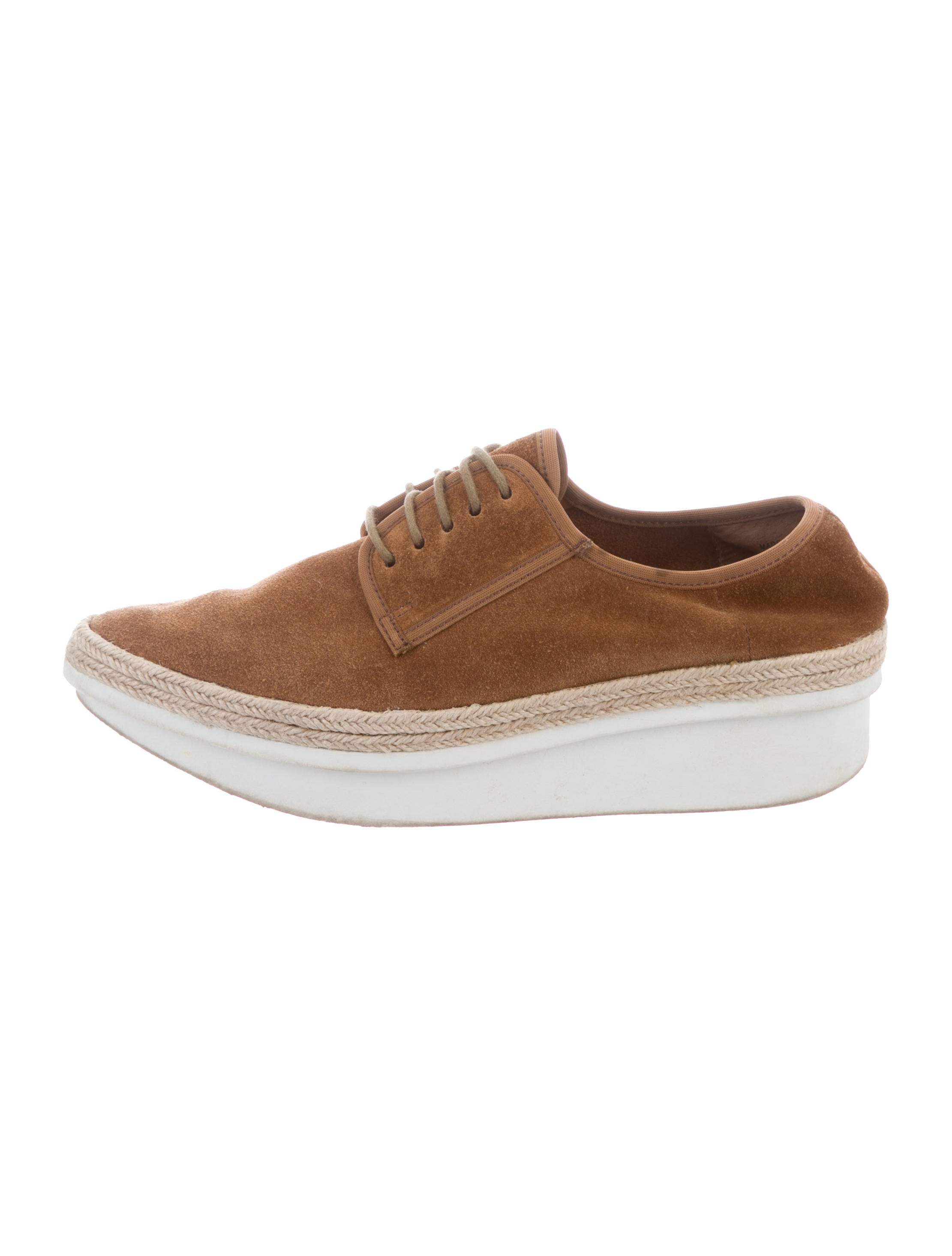 clearance visit new Derek Lam 10 Crosby Suede Wedge Oxfords buy cheap official Hc8ywy1RMs