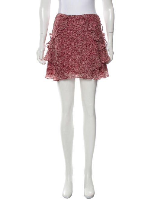 Silk Mini Skirt by Derek Lam 10 Crosby