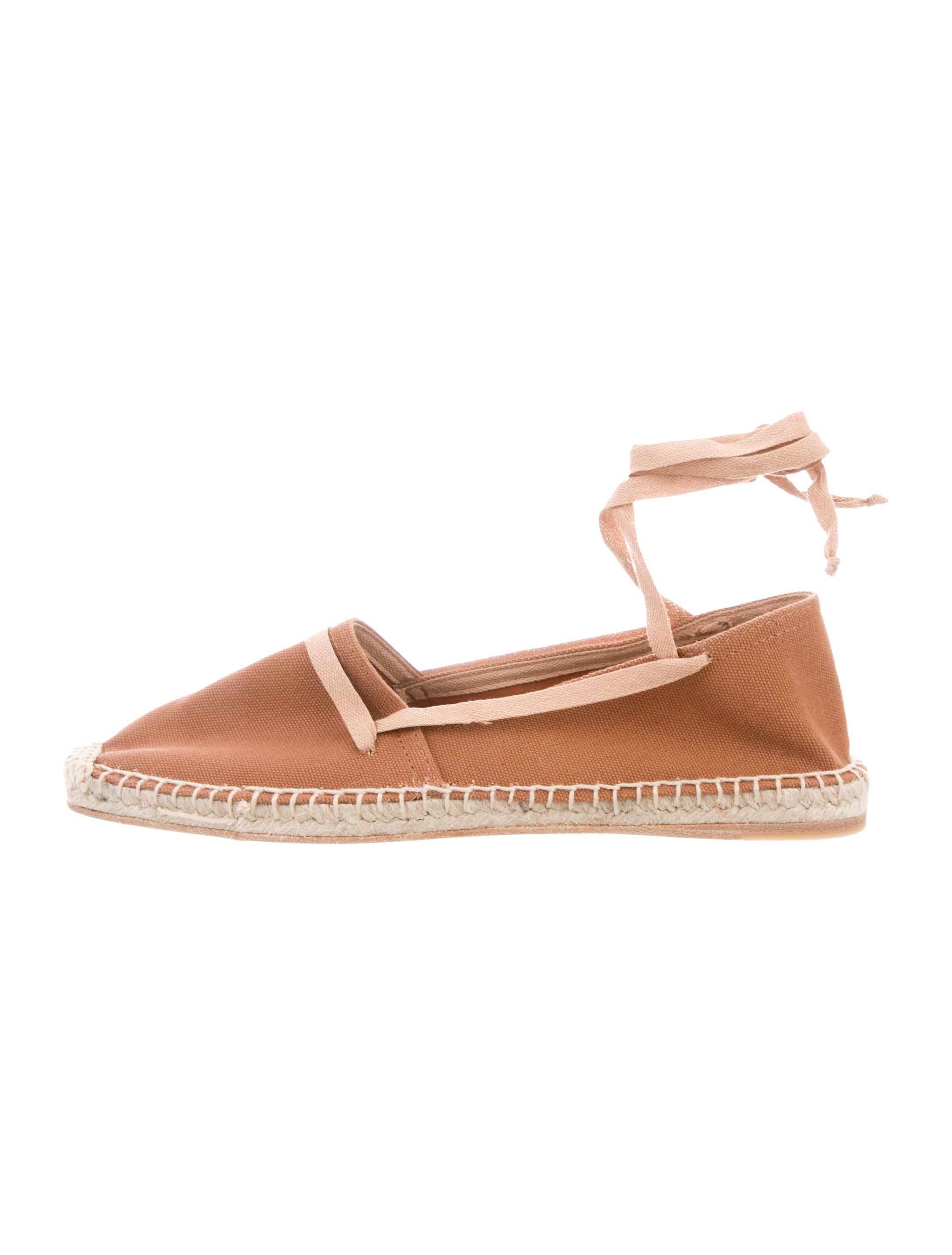 DÔEN Canvas Lace-Up Espadrilles free shipping looking for clearance authentic 100% guaranteed for sale cheap new discount 2015 new yJwu4cN