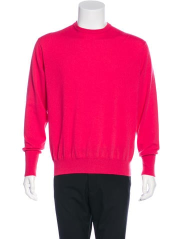 Doriani Cashmere Crewneck Sweater w/ Tags None