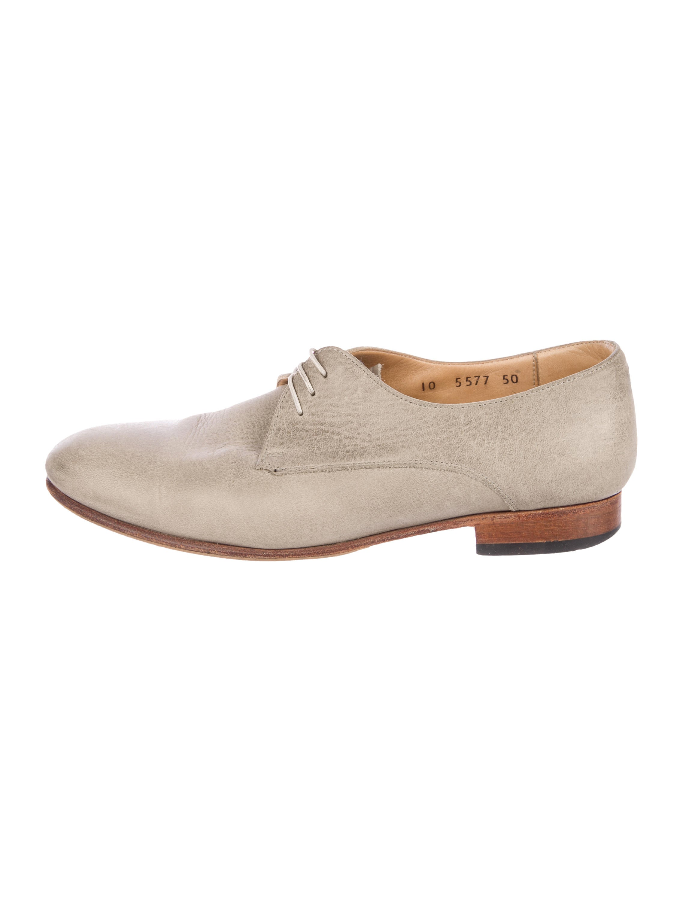 Dieppa Restrepo Leather Lace-Up Oxfords order online discount explore great deals cheap price sale clearance store cheap eastbay 4ErwwWC
