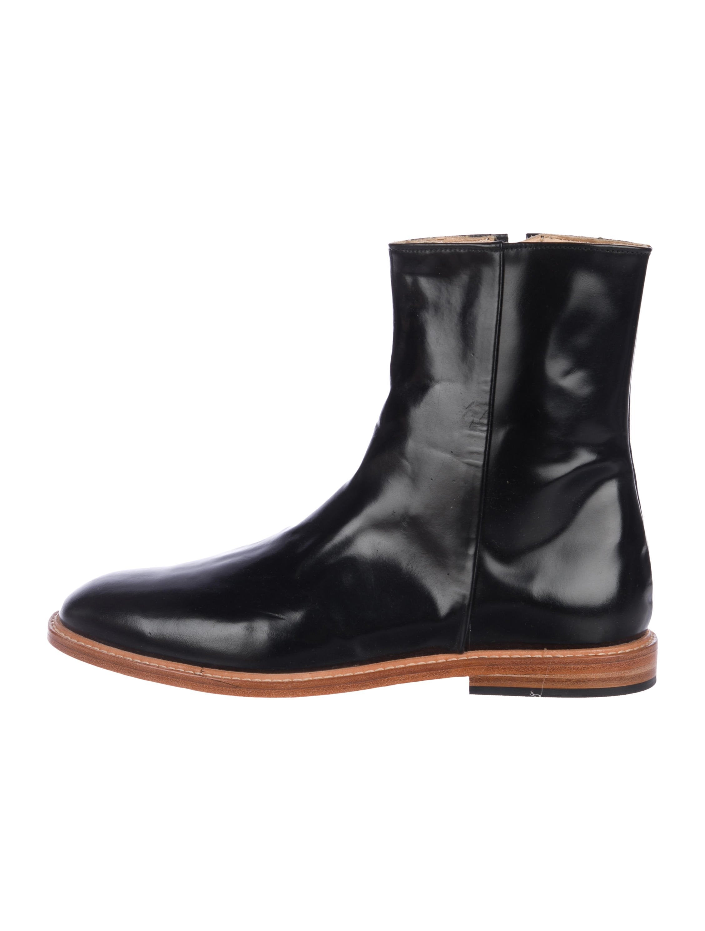 ee0c51c3e74 Dieppa Restrepo Leather Ankle Boots - Shoes - WDR21264