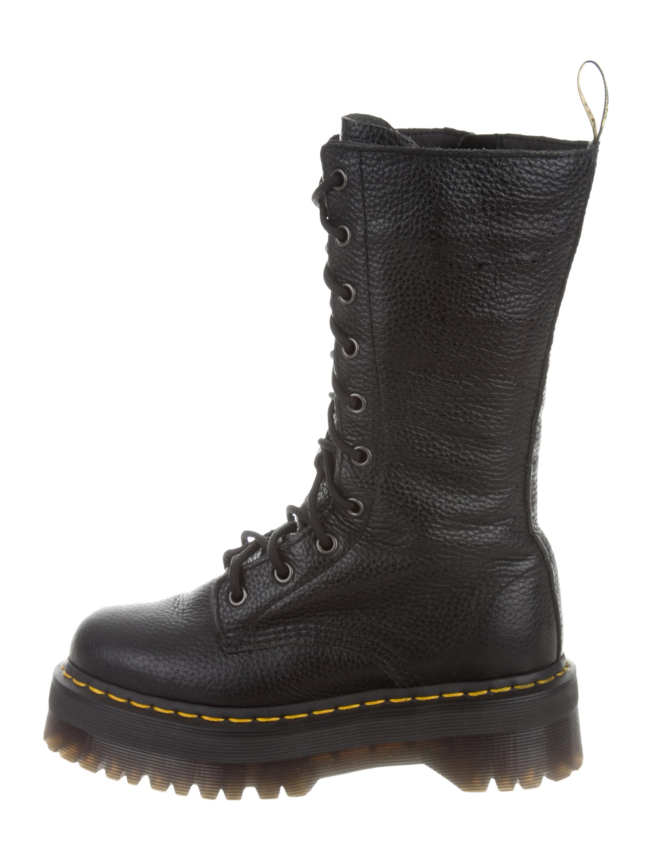 discount 2014 new browse online Dr. Martens Round-Toe Mid-Calf Boots free shipping browse 100% original cheap price vVfVqchZ1