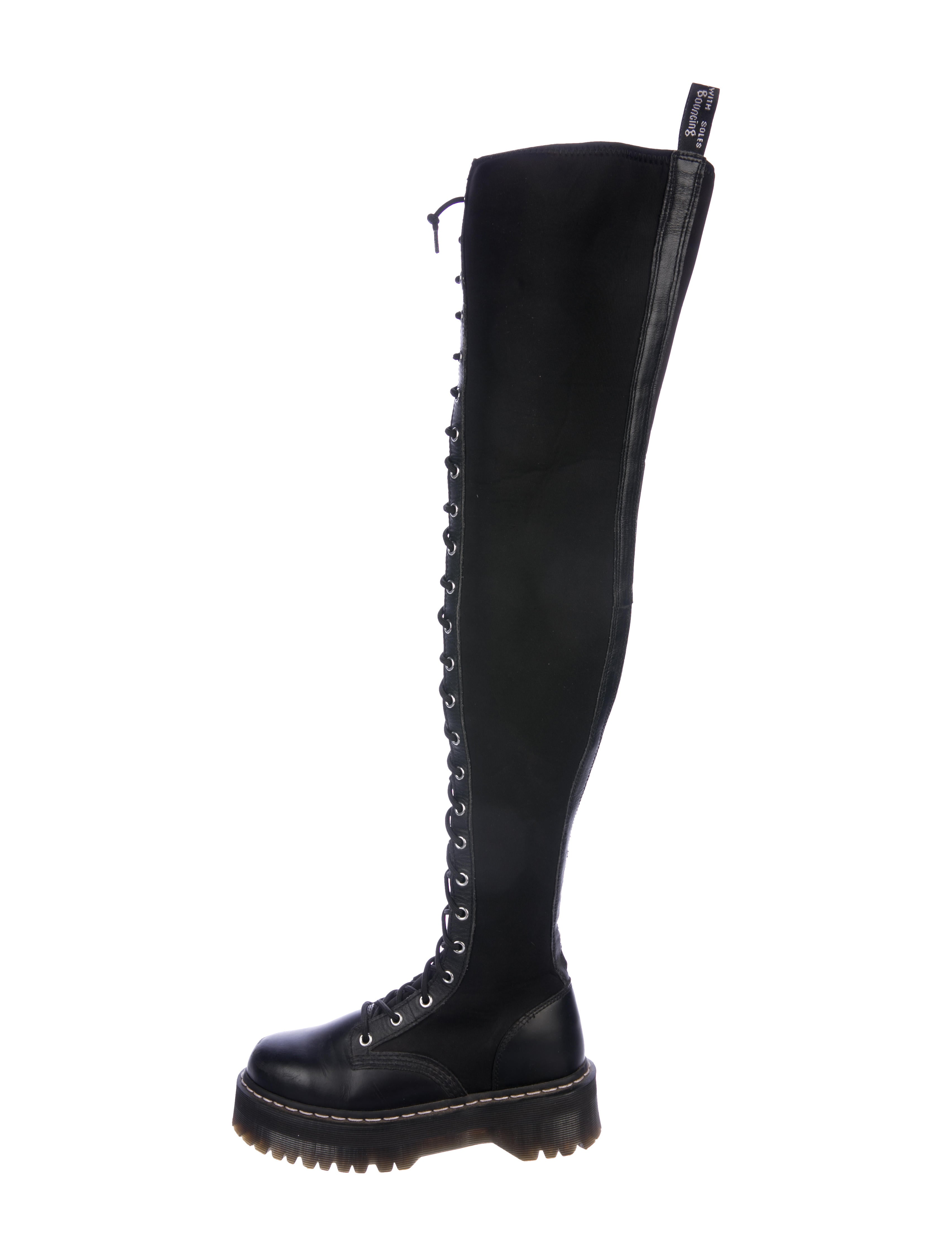 Dr. Martens Aggy Over-The-Knee Boots