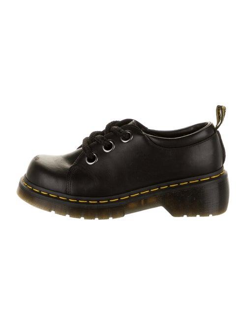 Dr. Martens Leather Oxfords Black