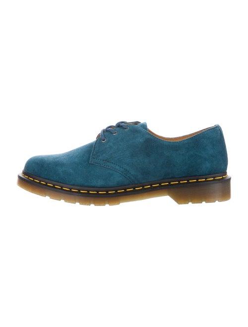 Dr. Martens Suede Derby Shoes w/ Tags Blue
